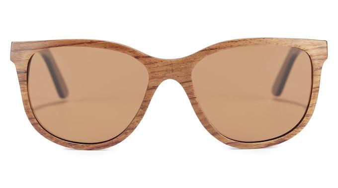 Sixty6 Rosewood Sunglasses