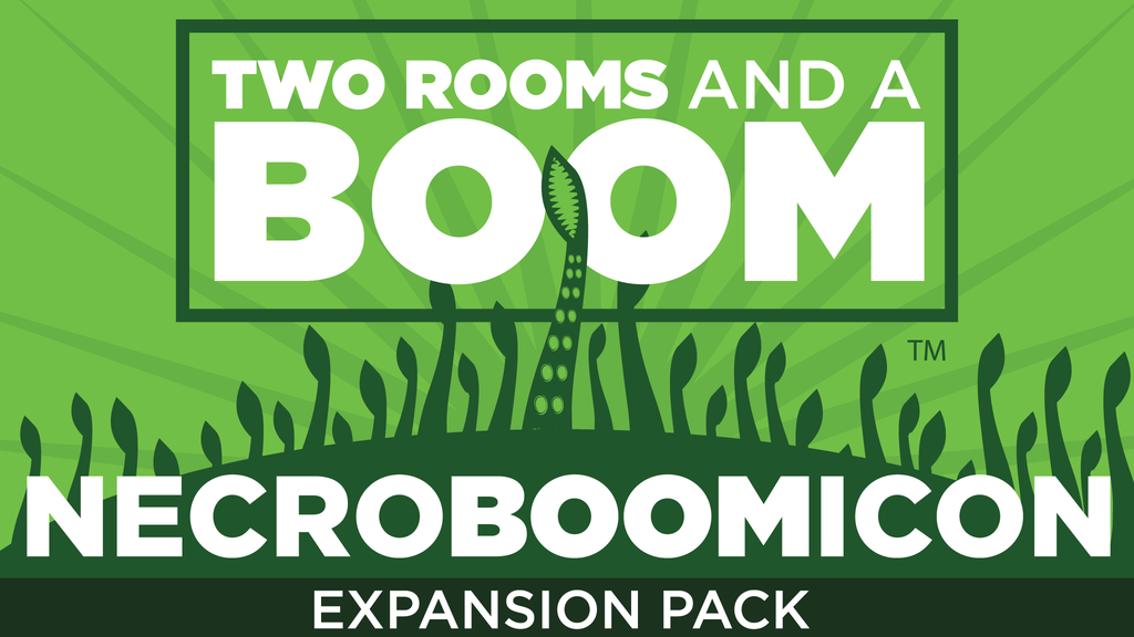 Necroboomicon: the first expansion for Two Rooms and a Boom! project video thumbnail