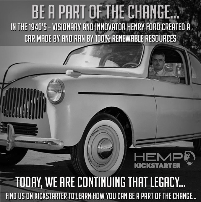Be Part Of The Change Support All Things Hempearth
