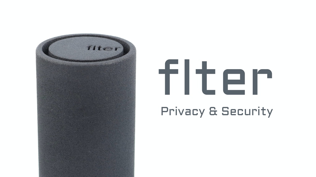 Flter: Privacy & Security Router project video thumbnail