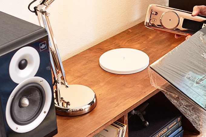 Love The World S First Intelligent Turntable By Love