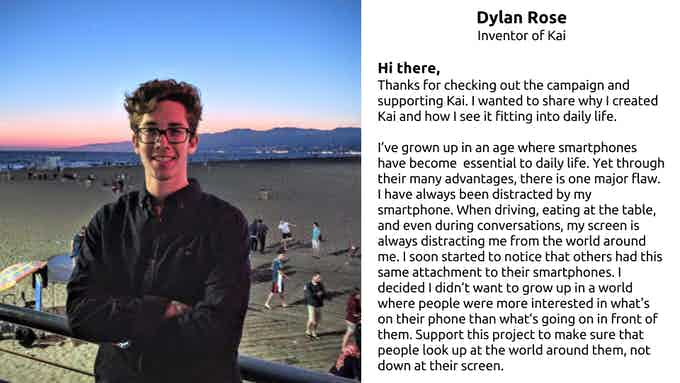 A note from our founder, Dylan Rose