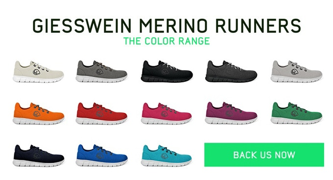 144a72ff110b71 Whether you ll like to wear your GIESSWEIN Merino Runners at work or start  a daily adventure outside with them - you ll love the perfect fit and the  ultra ...