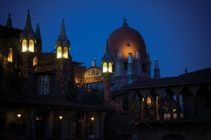 The Mission Inn