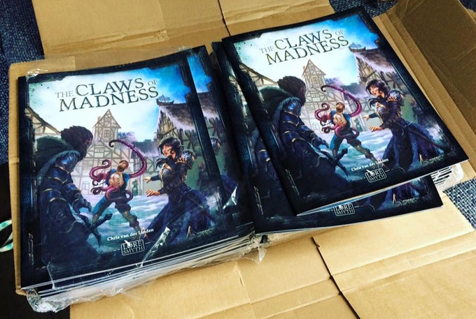 Softcover madness