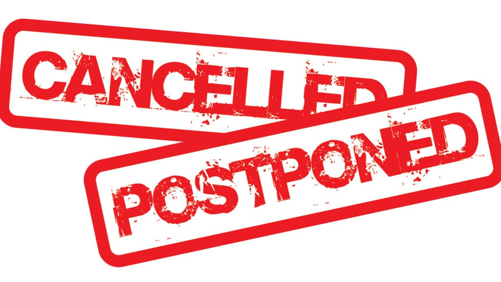 Project image for POSTPONED... (Canceled)