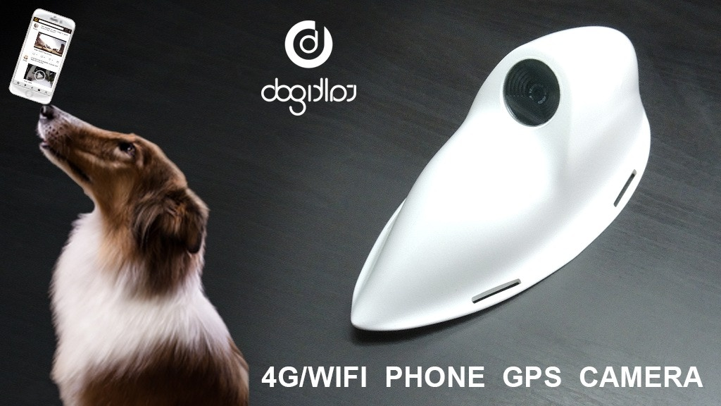 Project image for DogiTalki: The world's first device dog is talking with you!