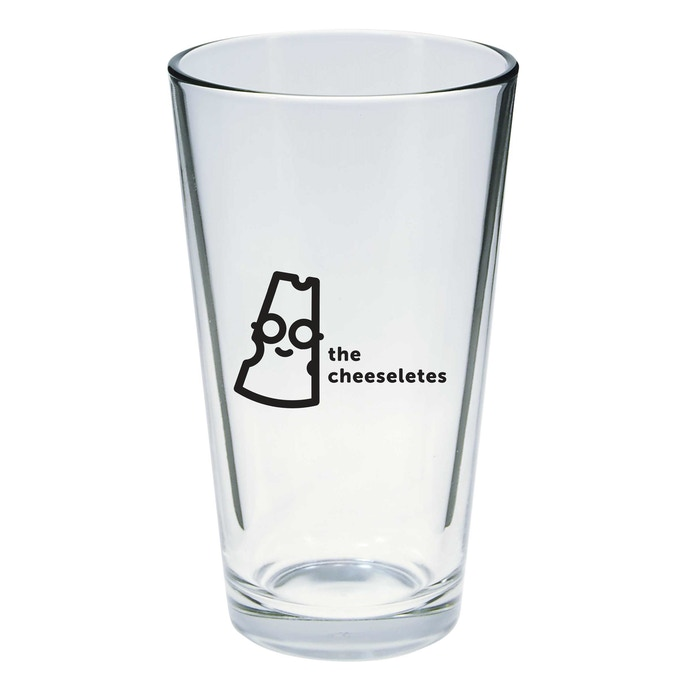 Cheeseletes Drinking Glasses