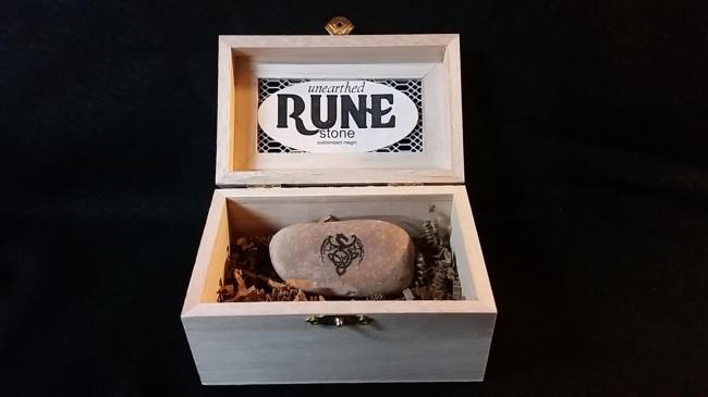 Celtic Dragon Rune