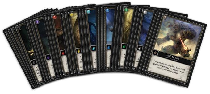 48 Spell Cards