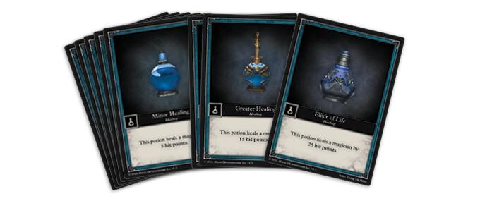 8 Healing Cards