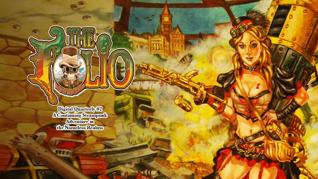 The Folio Digital Quarterly #2 project video thumbnail