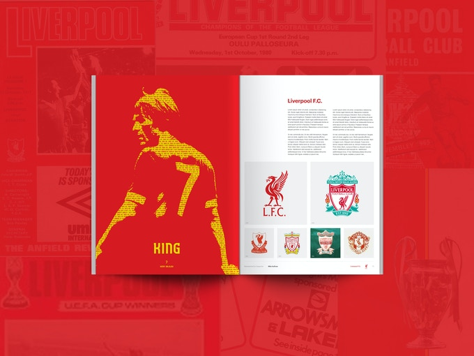 Liverpool F.C. - Represented by supporter Mike Sullivan