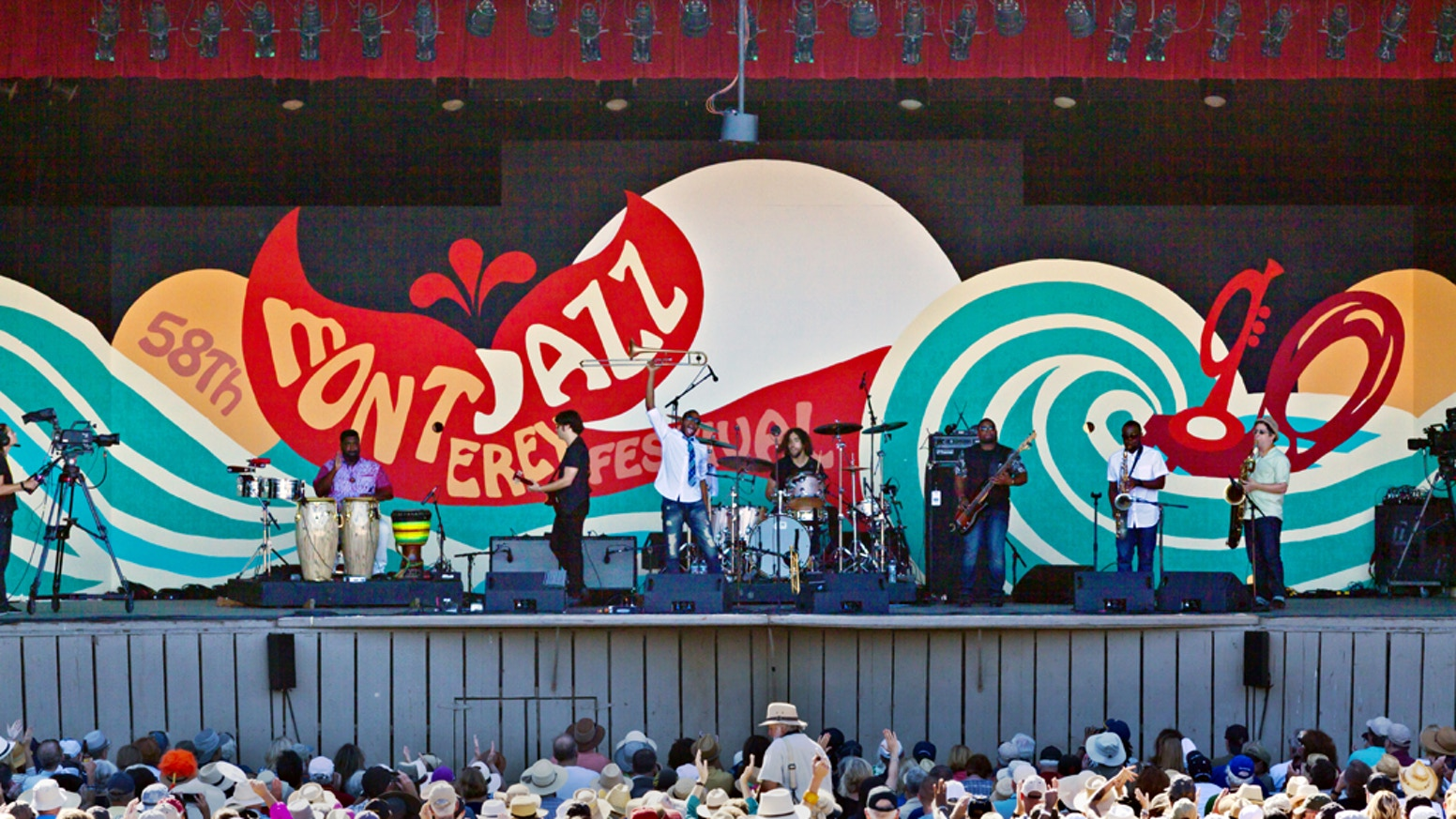 60 Years of Jazz: The Monterey Jazz Festival, a documentary