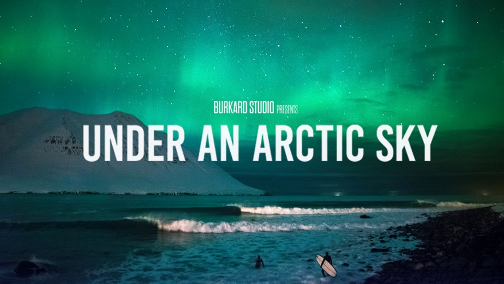 Under An Arctic Sky - Film project video thumbnail
