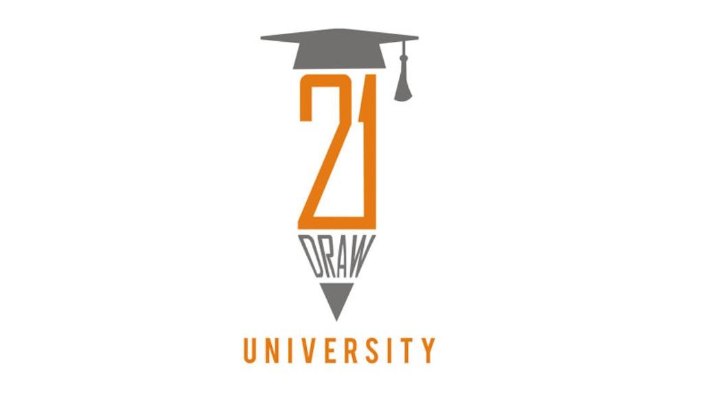 21 Draw University project video thumbnail