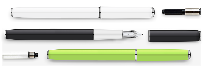 Showcasing Our Stunning Pens!
