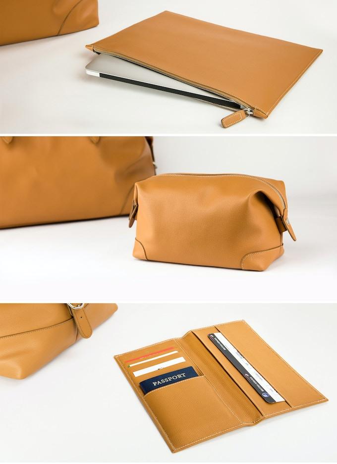 Computer Sleeve / Beauty Case / Wallet