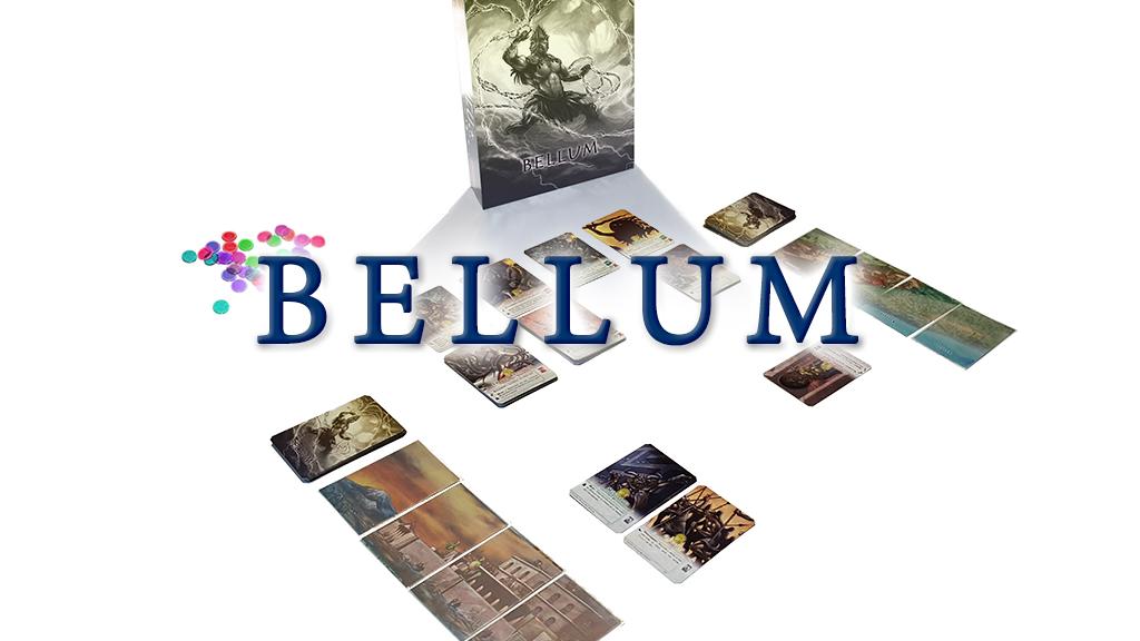 Bellum project video thumbnail