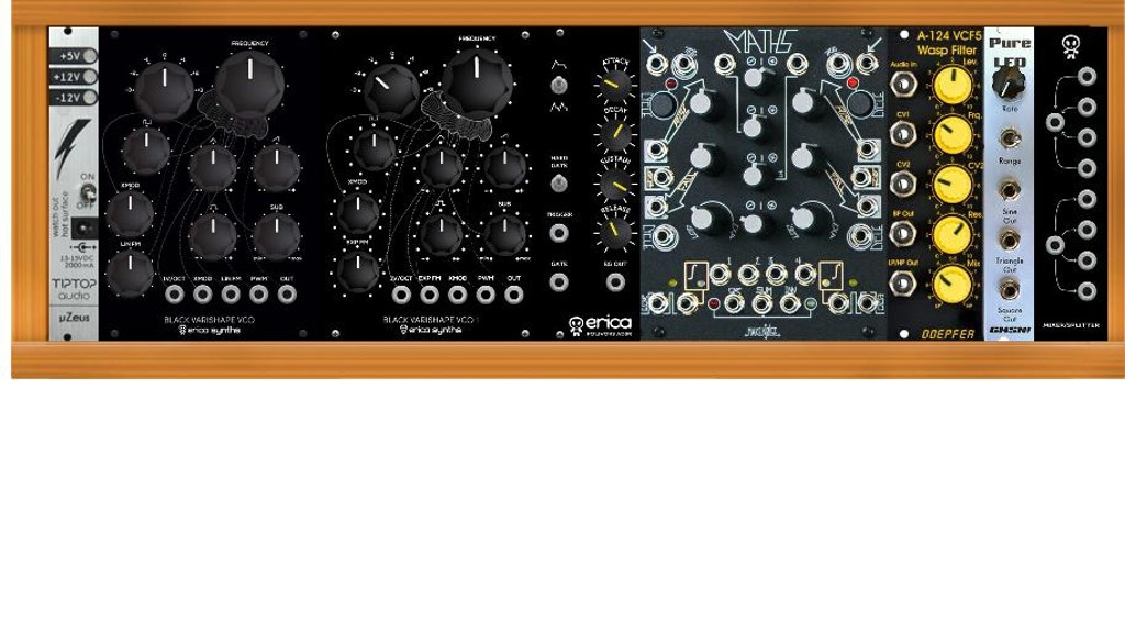 Project image for Learn Modular Synthesizer Building
