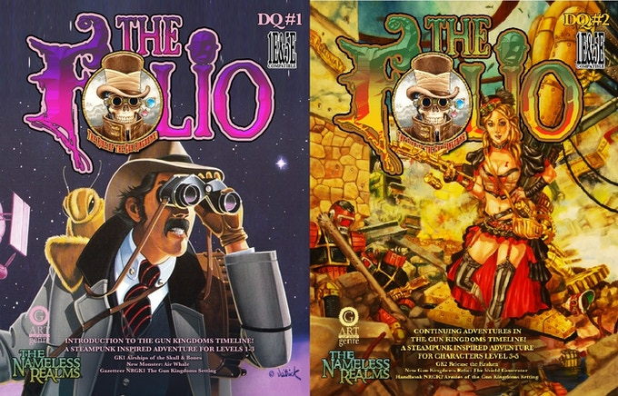 In Quarterly Complete you get both Digital Quarterly issues plus a mini-adventure and Iconic character!