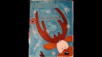 boB the Reindeer a Children's Christmas Book