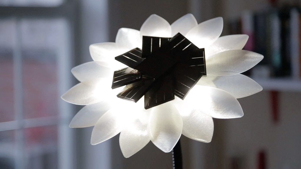 Solar Flower project video thumbnail