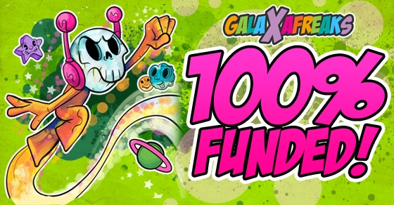 Whoop! Fully Funded Within 24 Hours!