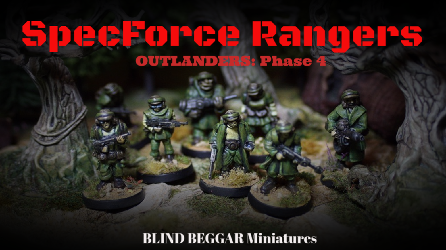 The Government Special Forces on Outland. If you missed the campaign then you can still get some by contacting me on blindbeggarminiaturesATgmailDOTcom or sending me a message on here on KS