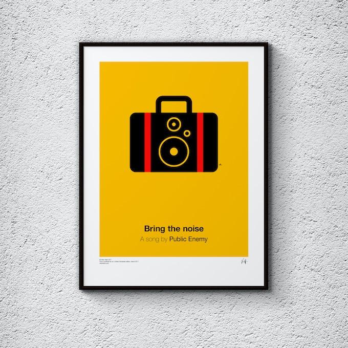 Public Enemy - Bring the noise