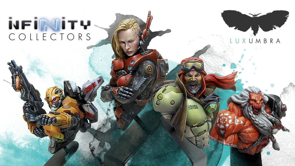 Luxumbra: Infinity Collectors project video thumbnail