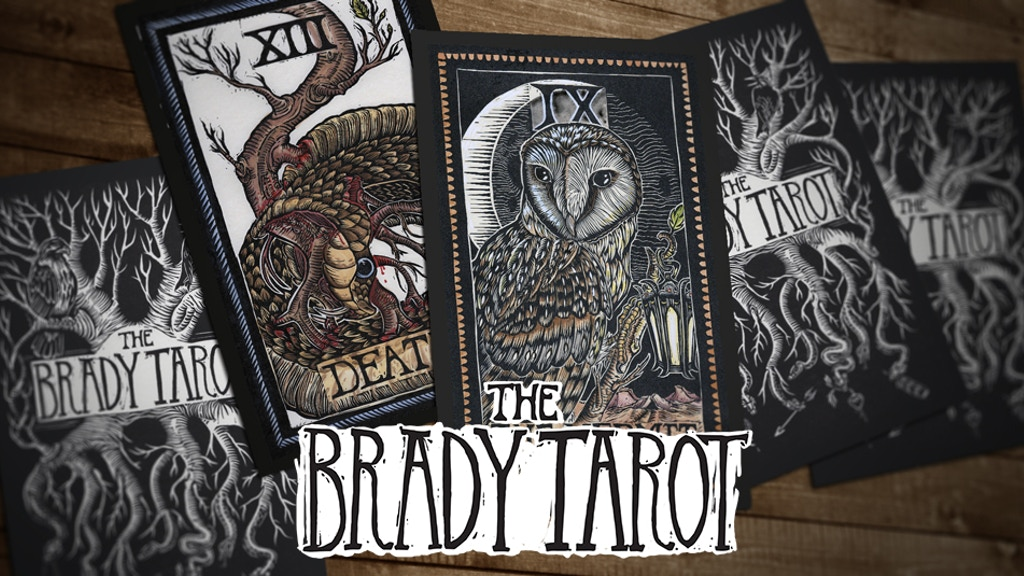 The Brady Tarot: Natural History Meets The Esoteric project video thumbnail