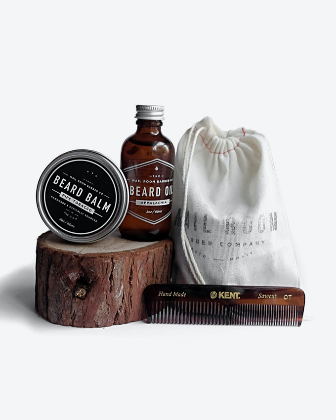MAIL ROOM BARBER Beard Kit