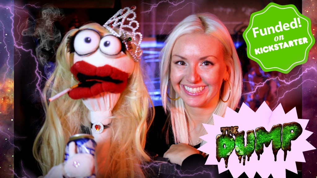 THE DUMP: Season 2 of the Comedy Puppet Webseries + The Game project video thumbnail