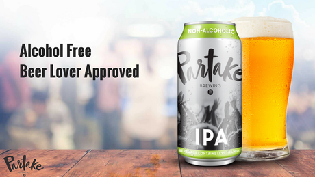 Partake brewing alcohol free beer lover approved by ted fleming kickstarter - How is non alcoholic beer made ...