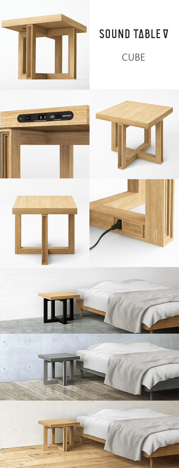 Sound Table: The World's Only Furniture That Plays Music