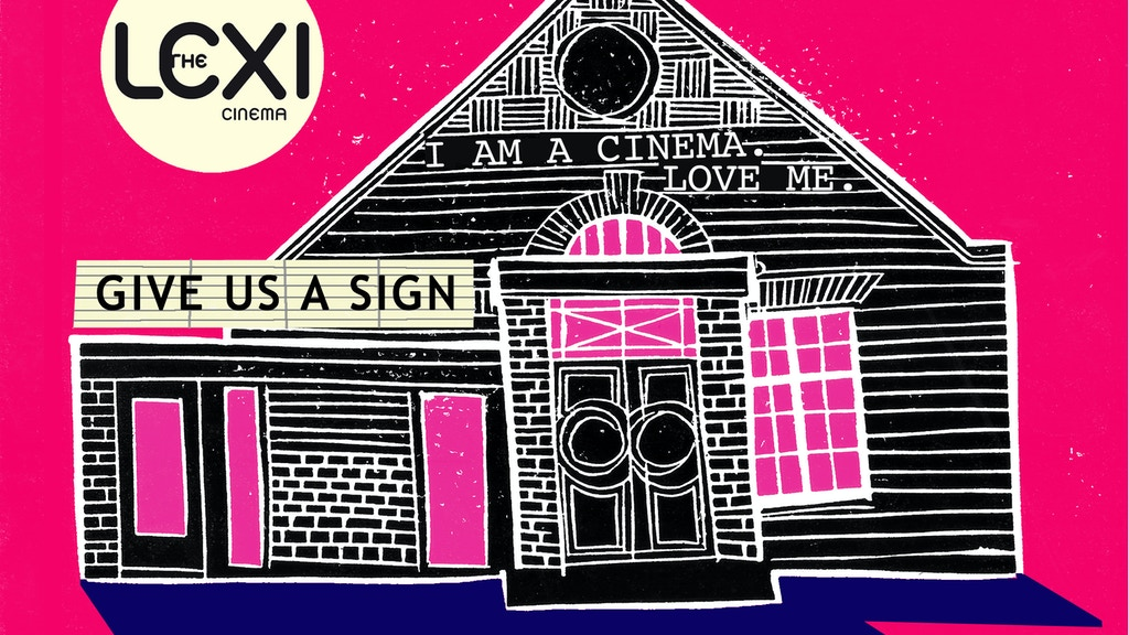 The Lexi Cinema - Give Us A Sign project video thumbnail