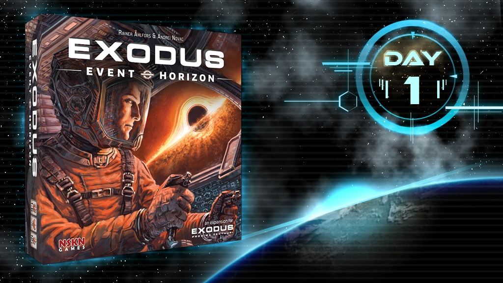 Exodus: Event Horizon miniatura de video del proyecto