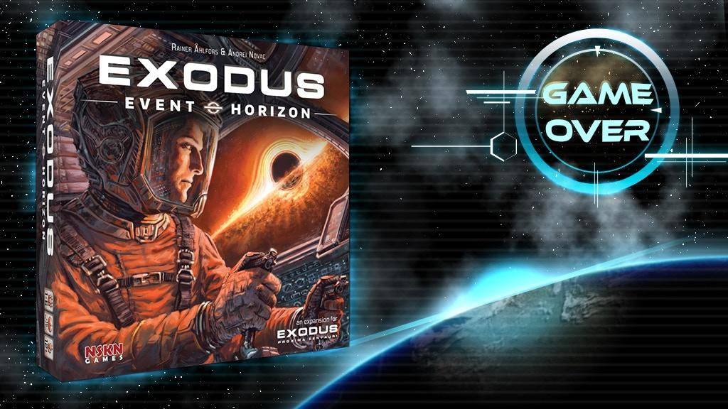 Exodus: Event Horizon project video thumbnail