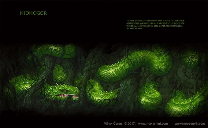 Image result for milivoj ceran norse mythology
