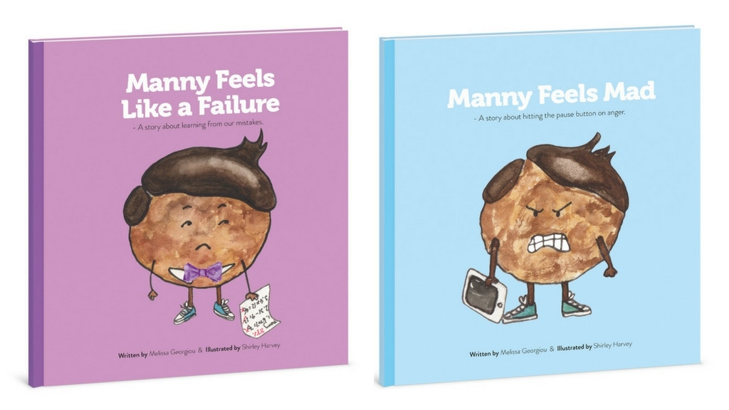 Kids' Books about Managing Anger, Tantrums & Perfectionism. project video thumbnail