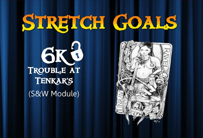 6k Unlocked: Trouble at Tenkar's!