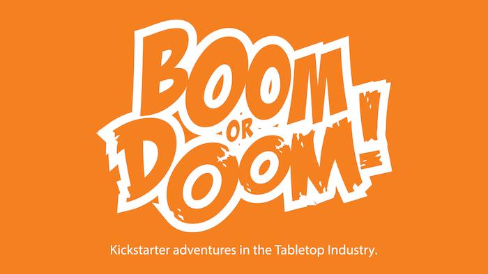 A documentary about Kickstarting tabletop games on Kickstarter!