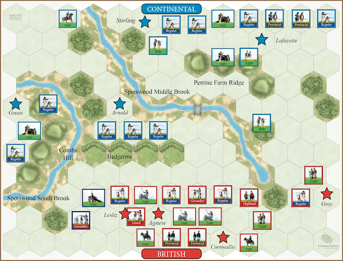 Monmouth - 28 June 1778
