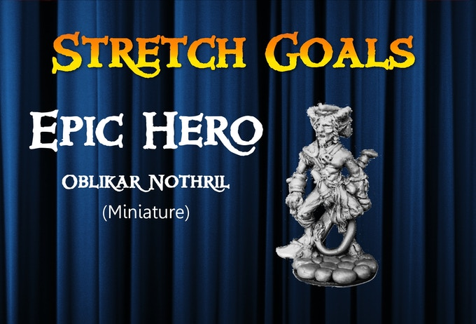 Epic Hero: Oblikar Nothril