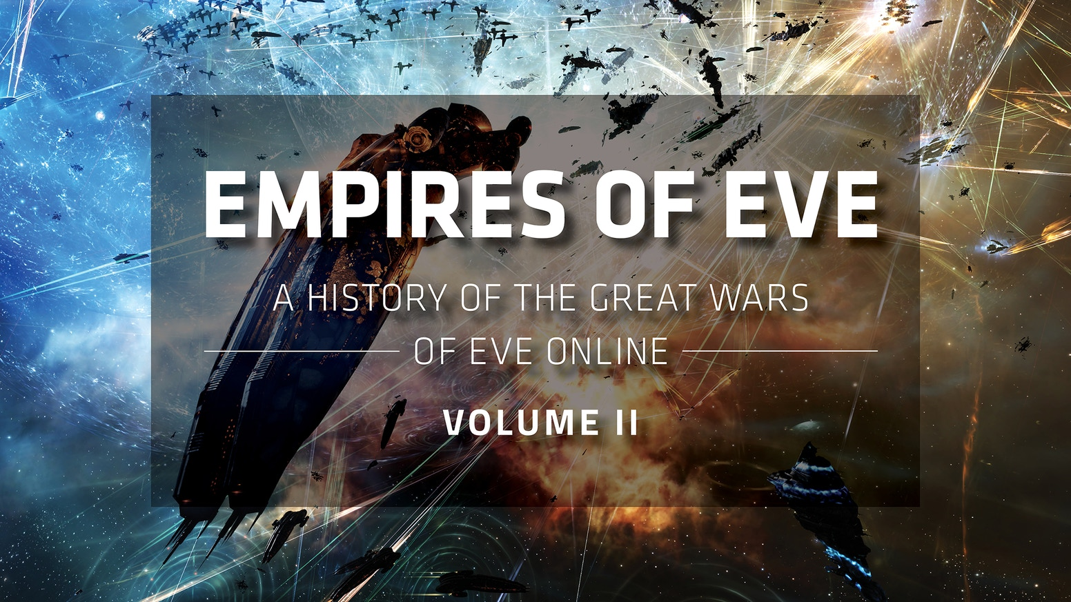 The non-fiction history of the most interesting game ever made, EVE Online, and a standalone sequel to the first Empires of EVE book.