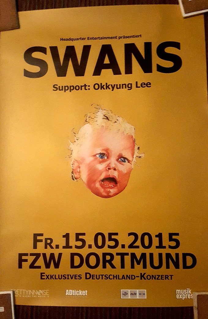 Large Poster  24in x 33in Dortmund May 15, 2015
