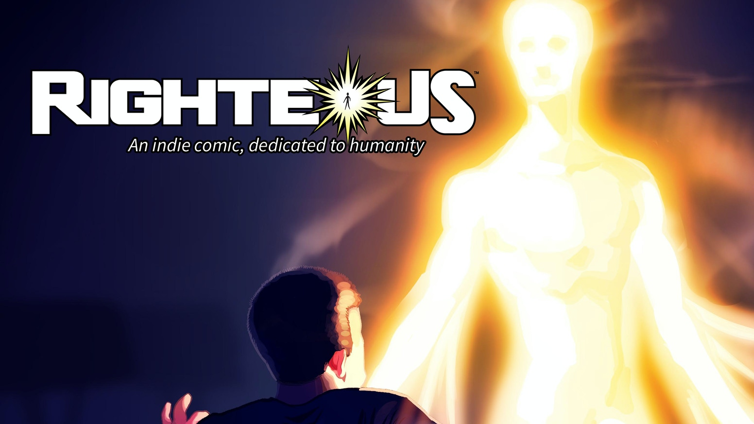 Righteous Comic Book Issue #1 - First Printing by Kevin Sheller ...