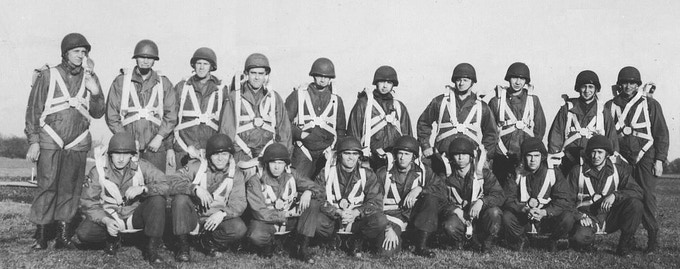 The US Commandos that took part in operation percy pink.