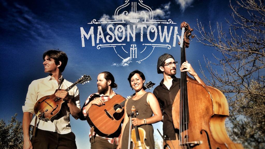 Masontown's First Full-Length Album! project video thumbnail